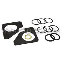 Wolf Gasket for Inclined Heat Exchanger Kit, 8611182