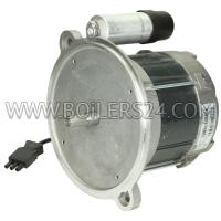 Weishaupt Electric motor ECK 05/A-2 230 V, 50 Hz, 380 W, 652120, 24031007032