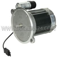 Weishaupt Electric motor ECK 06/A-2, 530W 230/50, 652055, 24040007032