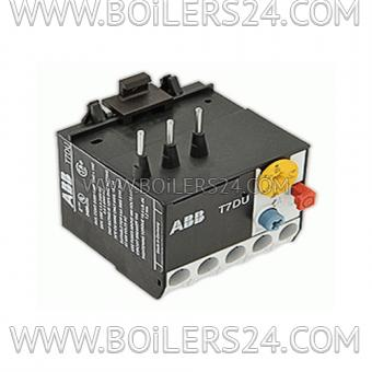 Baltur Thermal Relay ABB T7DU 1-1.6Areplaced to 0005110120, 0005110066