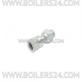 """Baltur Connecting fitting G1/8""""-G1/8"""", 29923"""