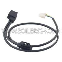 Wolf Gas valve cable with plug NG-31E-70, 2794120