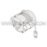 Weishaupt Electric motor ECK 02/H-2/1, 23005008012